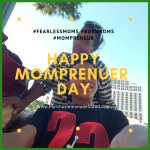happy mompreneur day