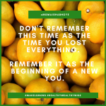 Maisha B. Hoye Make lemons quote