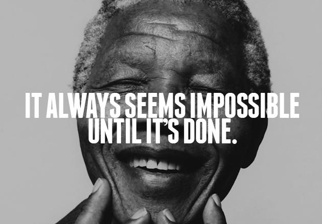 Neslson Mandela